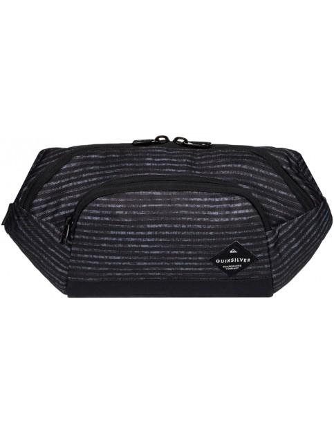 Quiksilver Lone Walker Bum Bag in Black