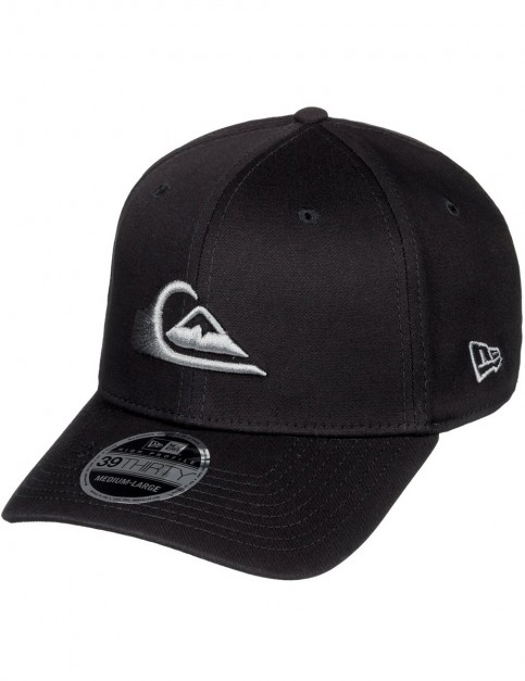 Quiksilver M & W Black Cap in Sleet