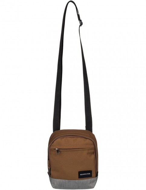 Quiksilver Magic Cross Body Bag in Bear