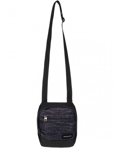 Black Quiksilver Magic Cross Body Bag