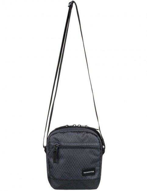 Quiksilver Magicall Messenger Bag in Tarmac