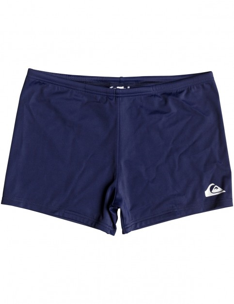 Quiksilver Mapool Swimming Trunks in Navy Blazer