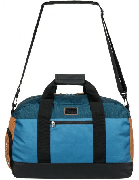 Quiksilver Medium Shelter Hand Luggage in Blue Nights Heather