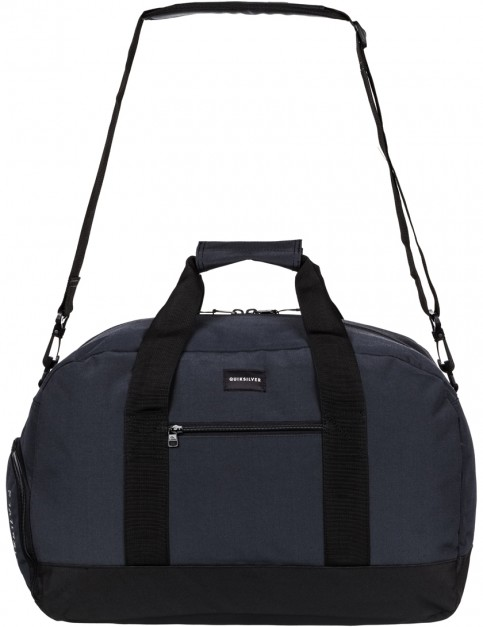 Quiksilver Medium Shelter Holdall in True Black