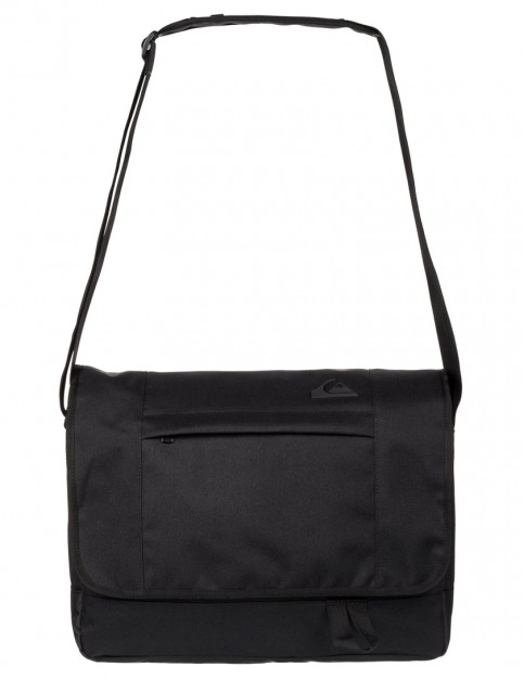 Quiksilver Mill Around Laptop Bag in Black