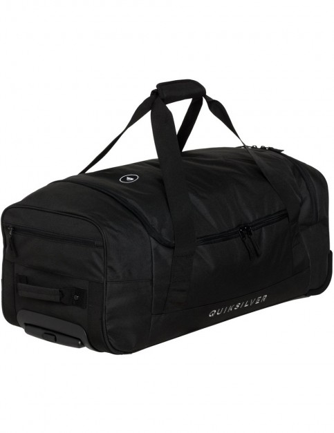 Quiksilver New Centurion Wheeled Luggage in True Black