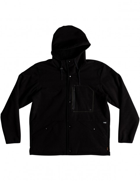 Quiksilver Night Tides Jacket in Black