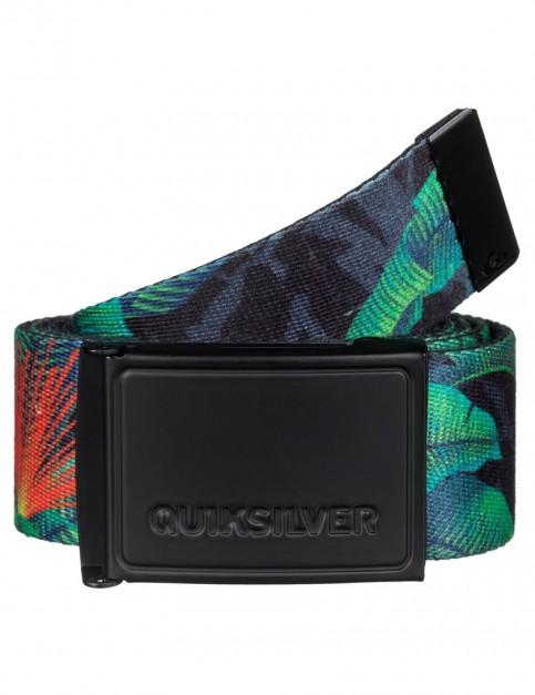 Jadesheen Quiksilver Options Webbing Belt
