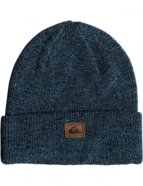 Quiksilver Performed Beanie in Medieval Blue Heather
