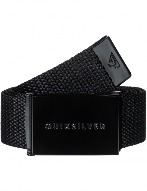 Quiksilver Principle III Belt in Black