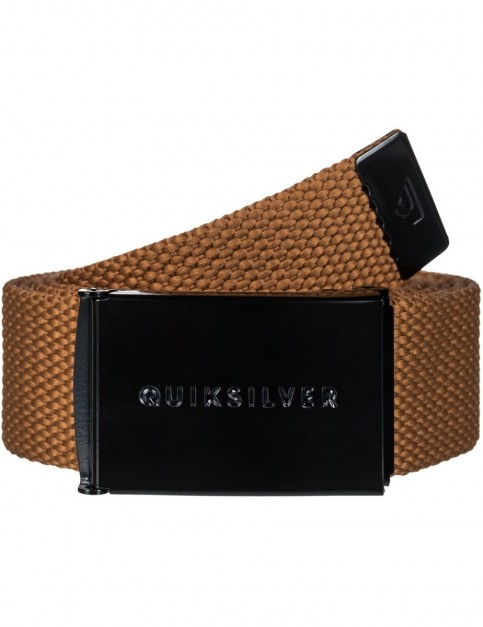 Quiksilver Principle III Belt in Cathay Spice