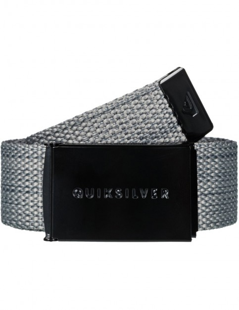 Quiksilver Principle III Belt in Medium Grey Heather
