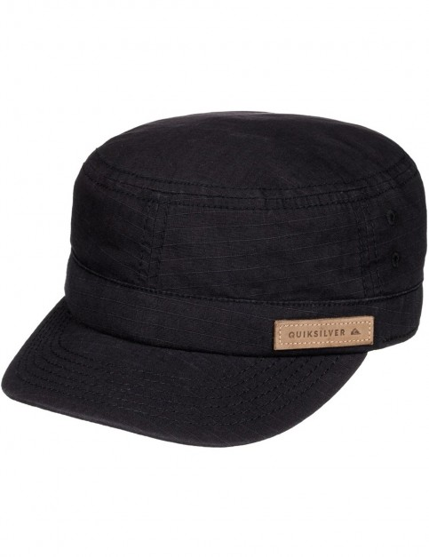 Quiksilver Renegade 2 Cap in Black