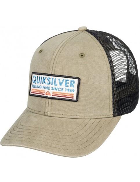 Quiksilver Rig Tender Cap in Thyme