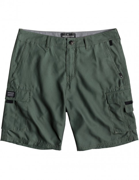 Quiksilver Rogue Surfwash Amphian 20 Amphibian Shorts in Thyme