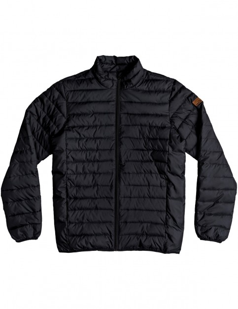 Quiksilver Scaly FZ Jacket in Black