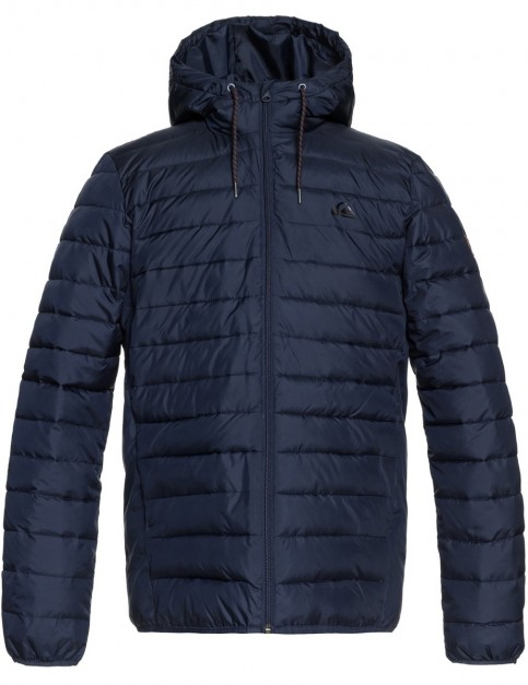 Quiksilver Scaly Jacket in Navy Blazer