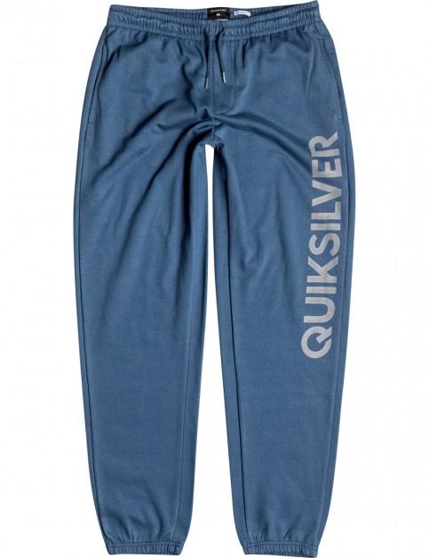 Dark Denim Quiksilver Screen Sweat Pants