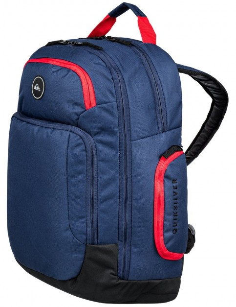 Quiksilver Shutter Backpack in Medieval Blue