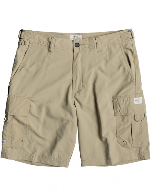 Quiksilver Skipper Chino Shorts in Twill