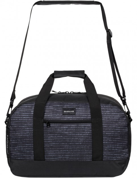 Quiksilver Small Shelter Holdall in Black