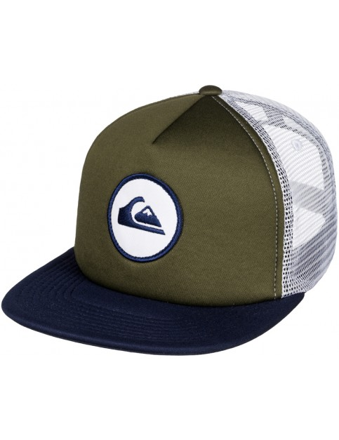 Four Leaf Clover Quiksilver Snapstearn Cap