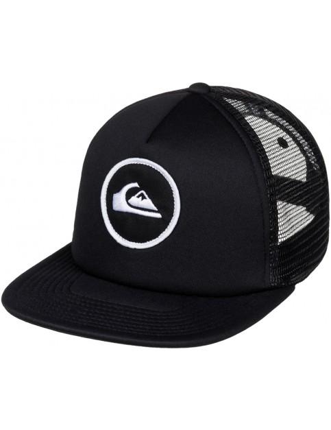Black Quiksilver Snapstearn Cap