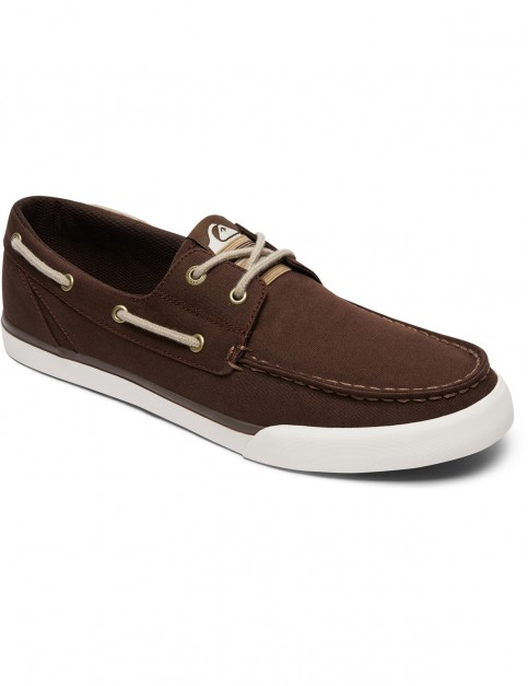 Quiksilver Spar Trainers in Brown