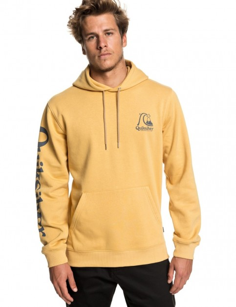 Quiksilver Spring Roll Pullover Hoody in Rattan