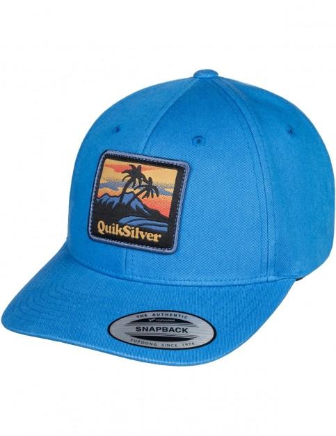 Quiksilver Starkness Cap in Bijou Blue