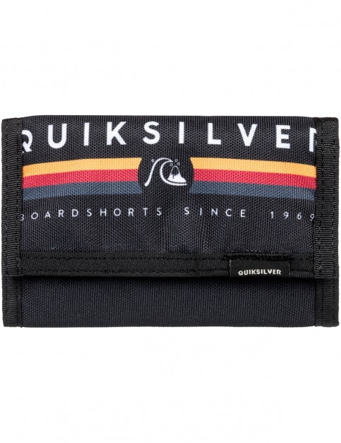 Quiksilver The Everydaily Polyester Wallet in Gold Fusion