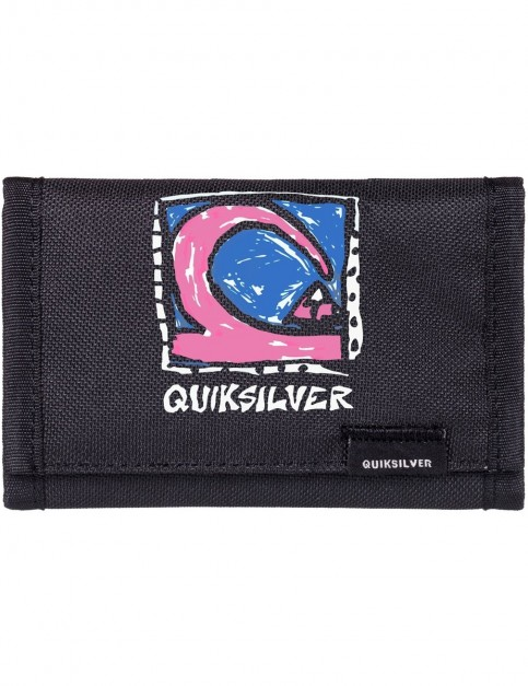 Quiksilver The Everydaily Polyester Wallet in Riviera