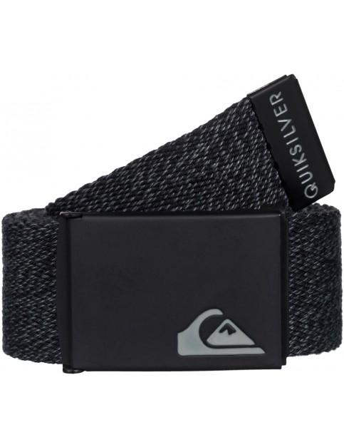 Quiksilver The Jam Webbing Belt in Black