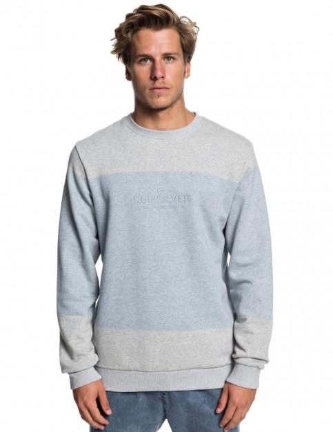 Quiksilver Vida Voice Fleece Sweatshirt in Medieval Blue