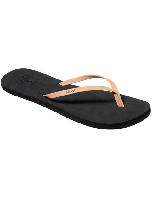 Reef Bliss Nights Flip Flops in Camel