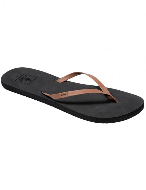 Reef Bliss Nights Flip Flops in Espresso