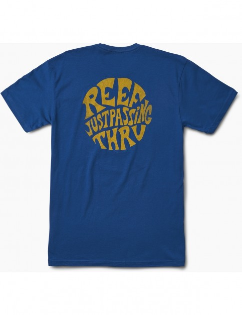 Reef Choice Short Sleeve T-Shirt in Blue
