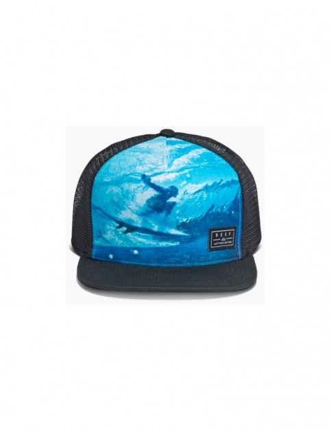 Reef Elements Cap in Blue