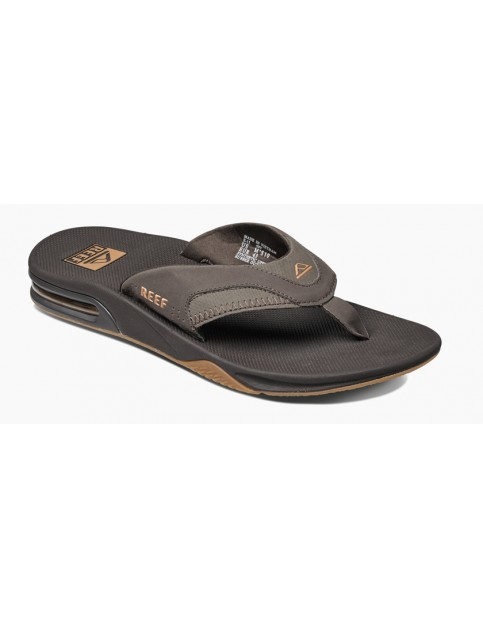 Reef Fanning Sport Sandals in Brown/Gum