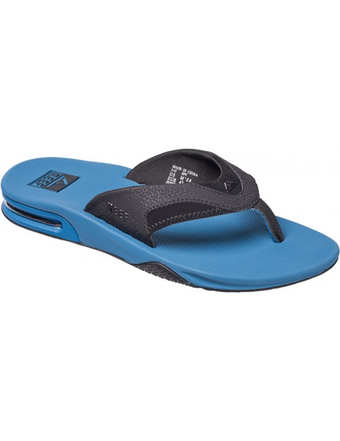 Reef Fanning Sport Sandals in Steel Blue