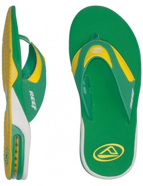 Reef Fanning Sports Sandals in Green