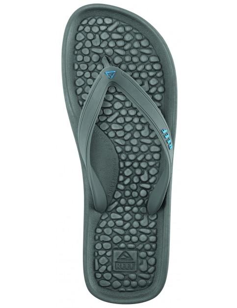 Charcoal Blue Reef G-Land Flip Flops