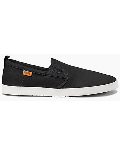 Reef Grovler Trainers in Black/White