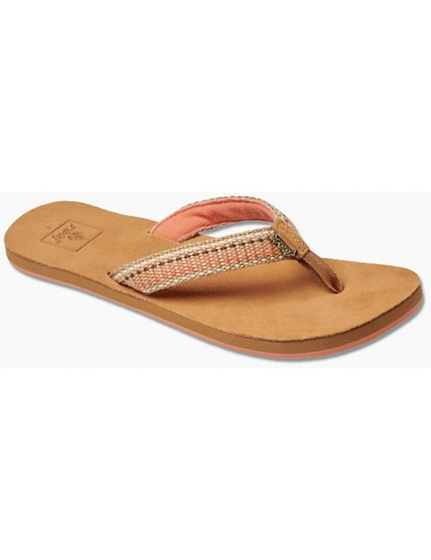 Reef Gypsylove Faux Leather Sandals in Sunset