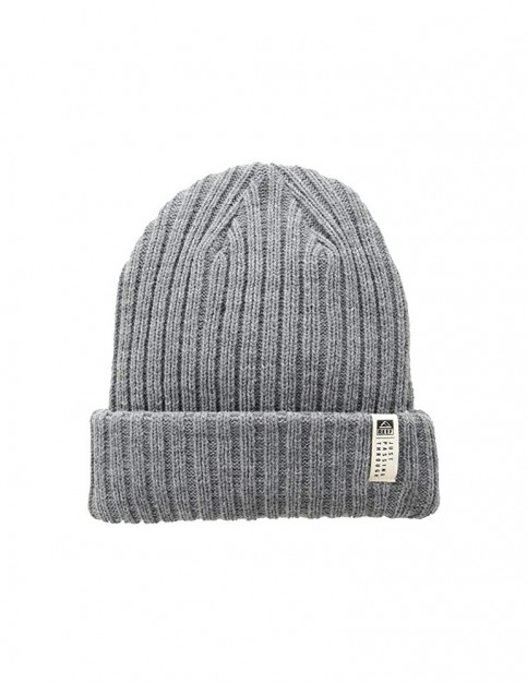 Reef Mcclurg II Beanie in Heather/Grey