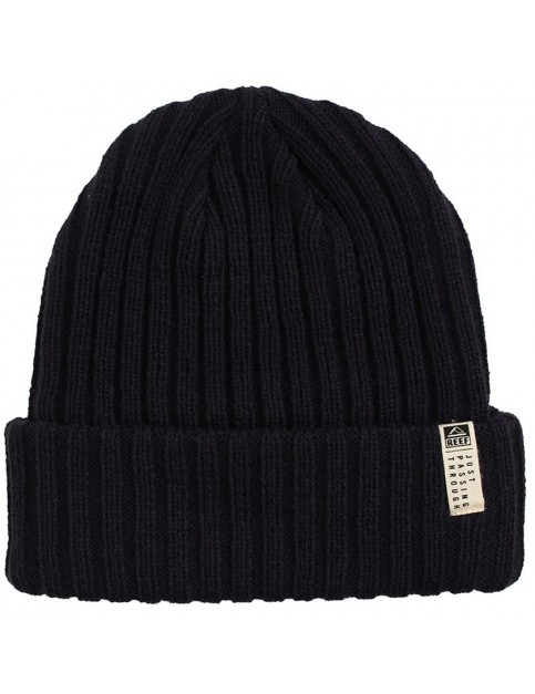 Reef Mcclurg II Beanie in Navy