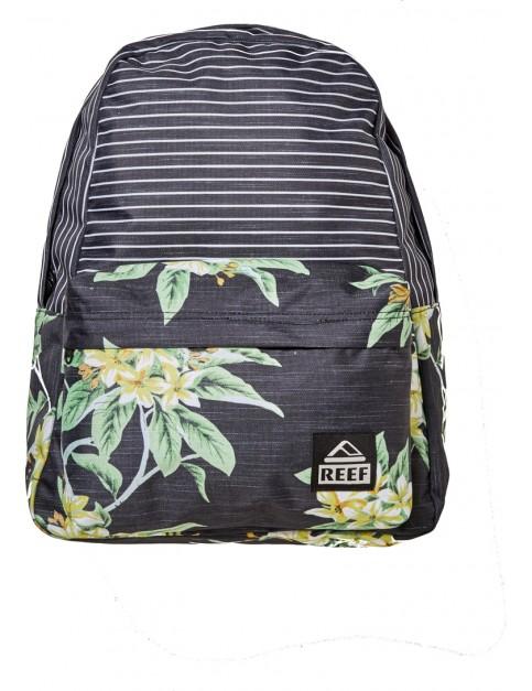 Black/Floral Reef Moving On Backpack