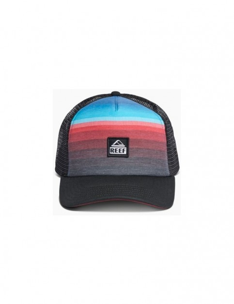 Reef Painted Cap in Red