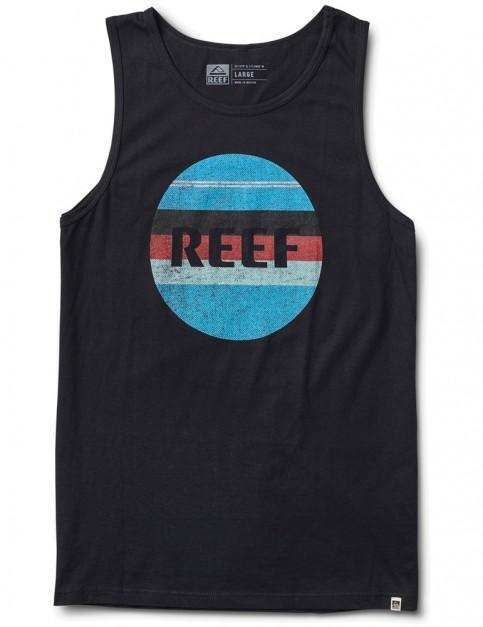 Reef Peeler 2 Sleeveless T-Shirt in Black