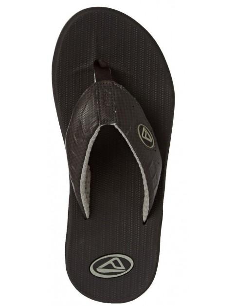 Brown Plaid TX Reef Phantom Prints Sport Sandals